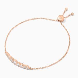 NWOT Kate Spade full circle slider bracelet